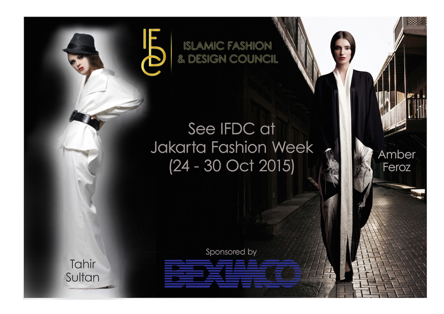 Islamic Fashion and Design Council & Jakarta Fashion Week