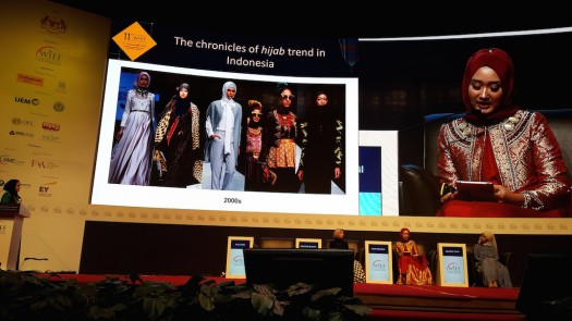Dian Pelangi on IFDC Panel at WIEF