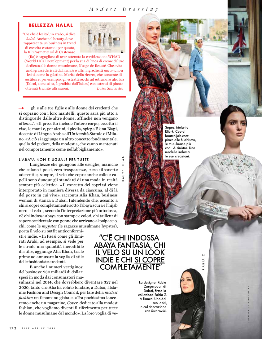ELLE Modest dressing 4
