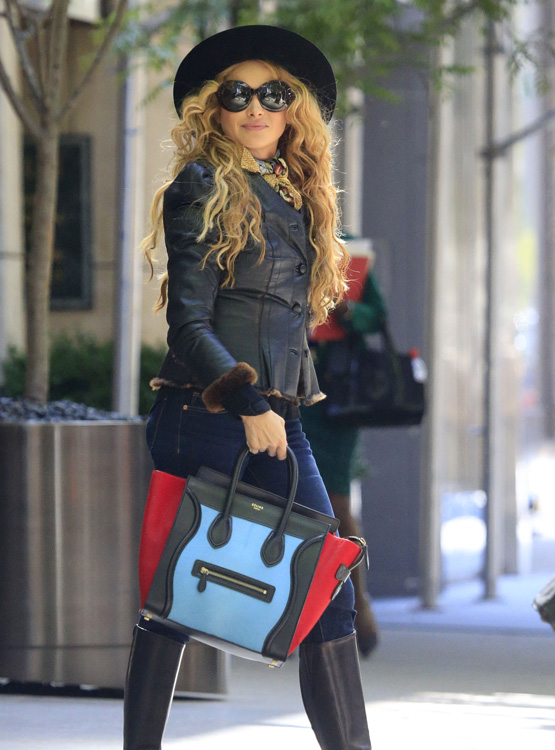 Celebs-and-Celine-Luggage-Totes-12