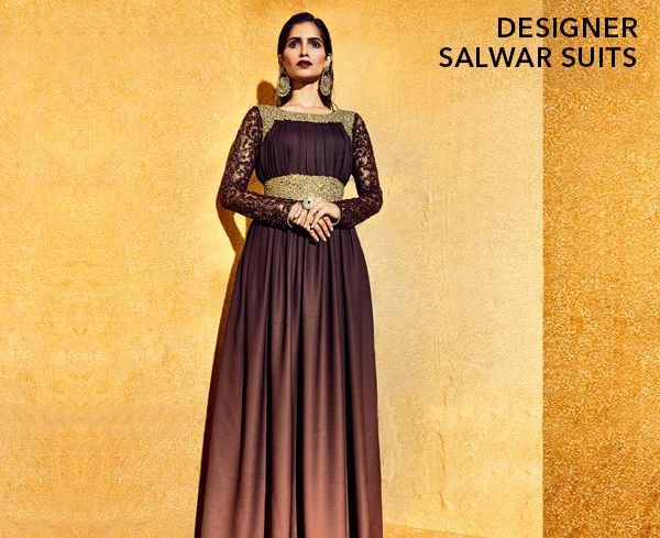 fec1753a9e The styles of salwra kameez have gone from traditional simplicity to Indo  western salwar kameez which have celebrities like Sonakshi Sinha, Kangana  Ranaut, ...