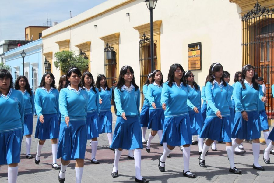 School Uniforms From Around The World | Islamic Fashion ...