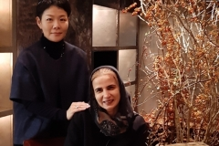 Thank you Japan Foundation Asia Center for hosting our Chairwoman, Alia Khan at a traditional Japanese Tea House in Tokyo, a memorable experience!