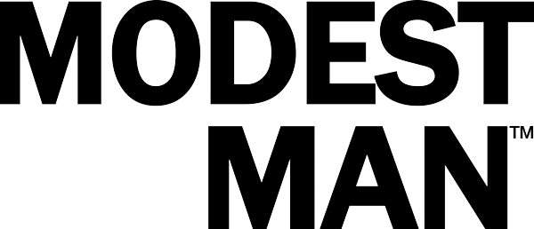 Modest Man logo