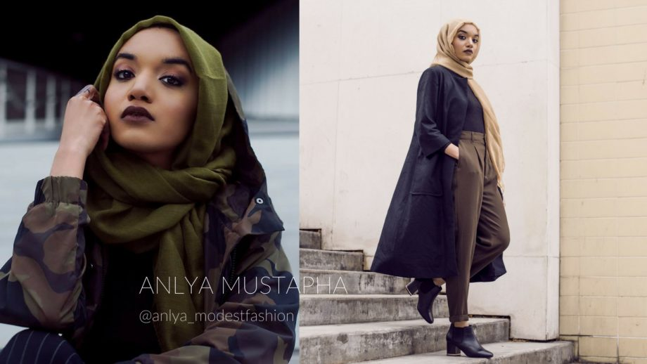 83598621a68 Anlya Mustapha is a Modest Fashion influencer based in Paris. Following her  studies in Digital Marketing