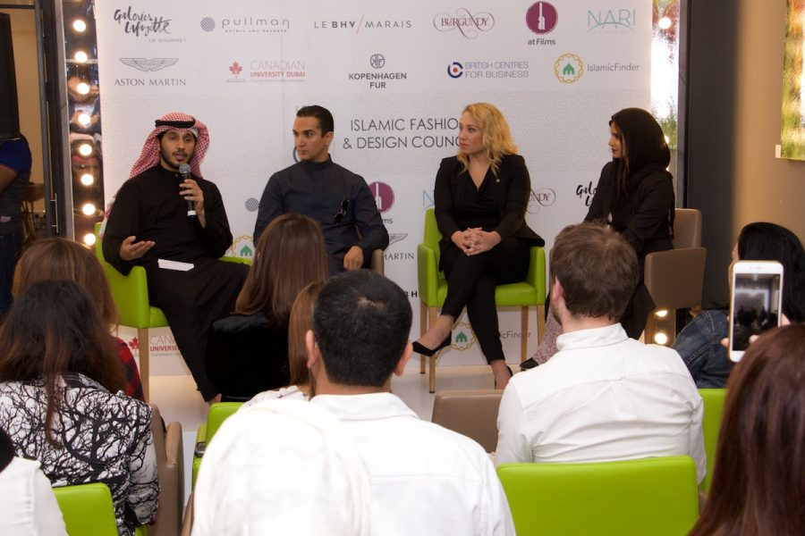 Islamic Fashion Design Council Dubai