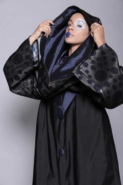 5bcdf6fa6415 Moda Bella design fashionable and modest clothing using materials sourced  from all over the world. The specially curated pieces made for their  special ...