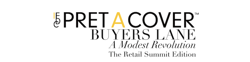 The retail summit Islamic fashion and Design Council IFDC Pret A cover buyers Lane Modest
